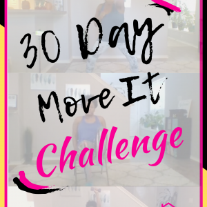 30 Day Move It Challenge