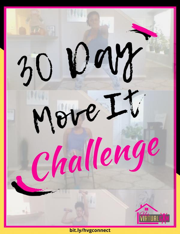 30 Day Move It Challenge
